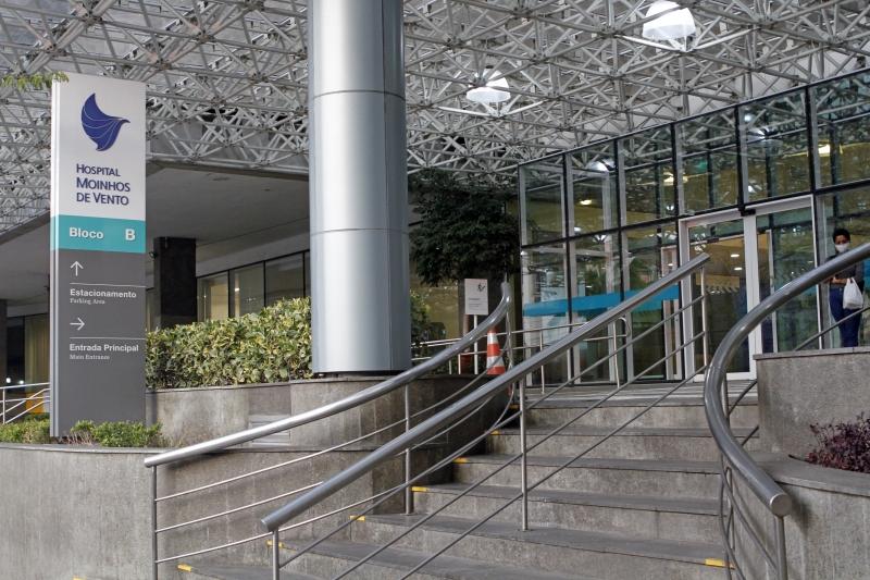 Lotação na internação, Emergência e UTI exigiu fechamento para novos pacientes
