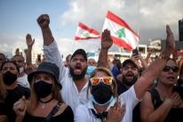 Mobilizados após explosão no porto, manifestantes voltam às ruas de Beirute e pedem queda do governo