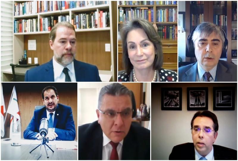Dados foram apresentados durante o seminário on-line Trabalho remoto no Judiciário