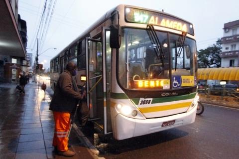 ATP comemora queda de mais de 80% nos assaltos a ônibus em Porto Alegre