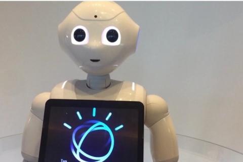 Interação com robôs cresce até 200% no isolamento social