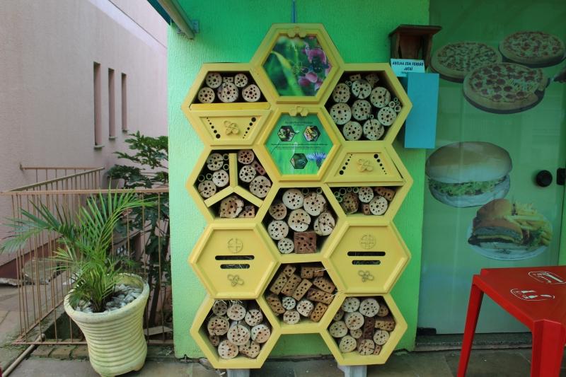 Objetivo é viabilizar a proteção dos insetos que se separam de grupos
