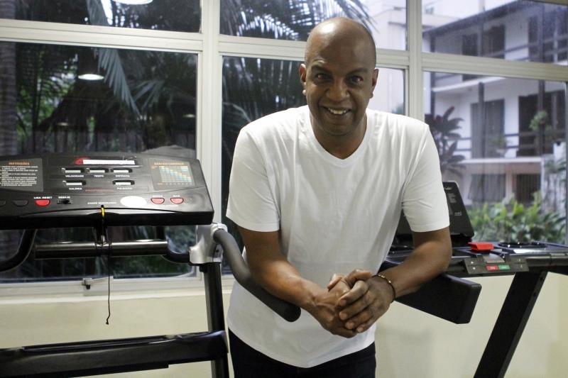 Wilson, conhecido como professor Fu-Massa, usou sua experiência como personal trainer para o negócio