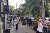 Entidades empresariais fazem campanha pela socialização em bares e restaurantes