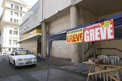 Correios diz que greve dos funcionários não afeta serviços da empresa