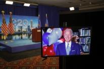 Joe Biden é confirmado candidato à Casa Branca em segunda noite de Convenção Democrata