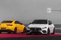 Mercedes-Benz traz novos puros-sangues com a assinatura da AMG