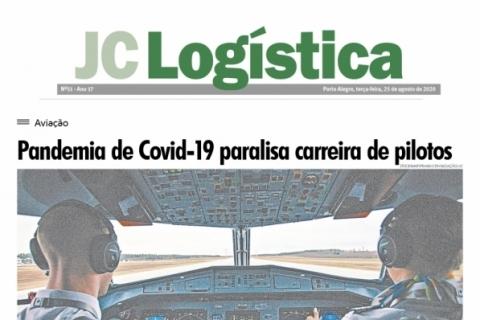 Pandemia da Covid-19 paralisa carreira de pilotos