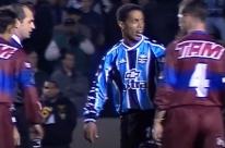 Caxias tenta repetir feito do time de Tite que bateu o Grêmio de Ronaldinho