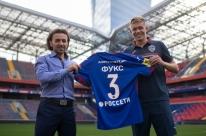 Inter oficializa venda de Bruno Fuchs ao CSKA