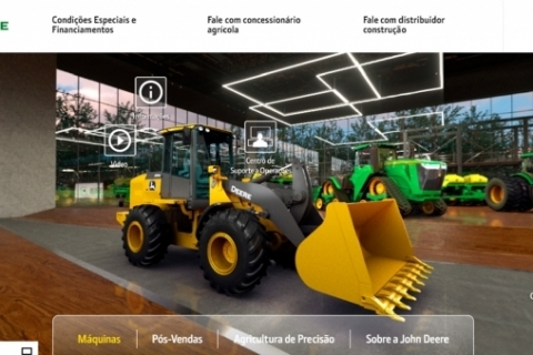 Expointer Digital de máquinas recebeu mais de 40 mil acessos, de acordo organizadores