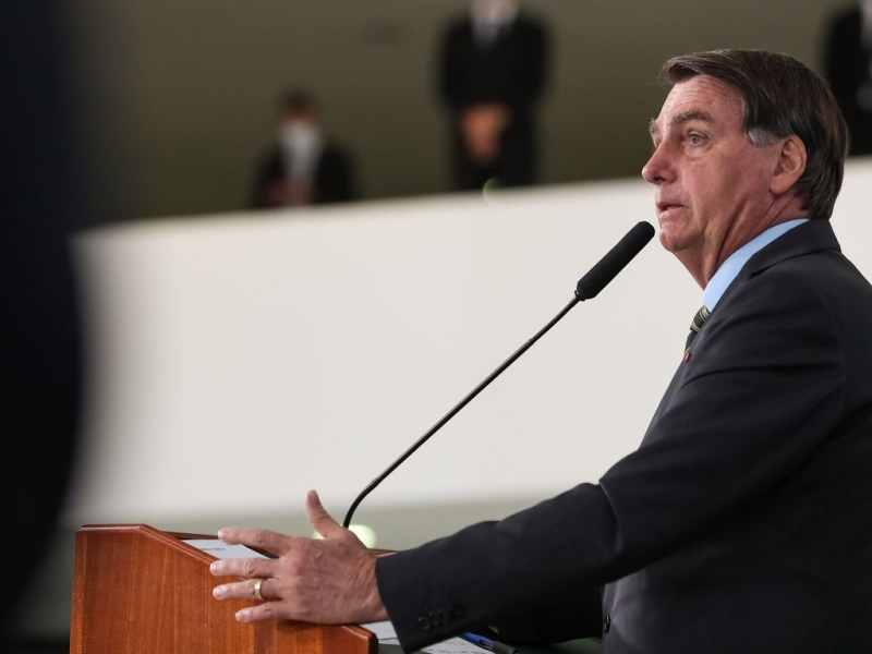 Depoimento de Bolsonaro é uma das providências finais do inquérito aberto em abril