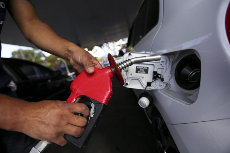 Gasolina foi uma das responsáveis pelo aumento da inflação na capital gaúcha