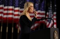 Na última noite da convenção republicana, Ivanka reforça imagem de
