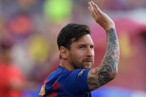 Messi não comparece ao CT do Barça para fazer teste de Covid-19