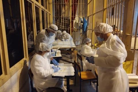 Presídio de Caxias do Sul tem 140 casos confirmados de Covid-19