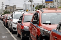 Situação dos táxis de Porto Alegre é a pior da história