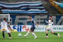 Grêmio perde para o Sport, em casa, e amplia série de jogos sem vitórias