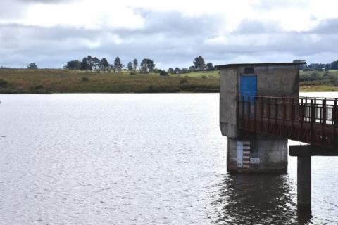 Após seca, barragens de Bagé estão perto do volume máximo