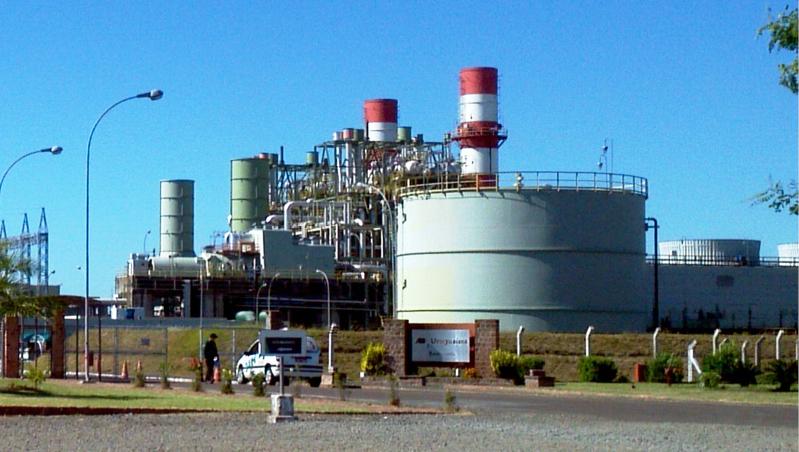 AES Uruguaiana foi construída na década de 1990 e inaugurada em 2000