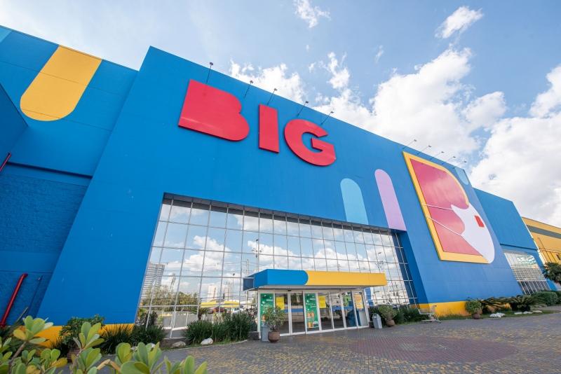 A aquisição do Grupo BIG permitirá ao Carrefour expandir sua presença nas regiões Sul e Nordeste