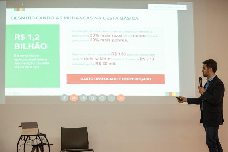 Governador Eduardo Leite detalhou novas regras a lideranças da Serra