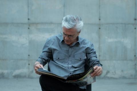 Exibido em Veneza, filme 'Narciso em férias' estreia com exclusividade no Globoplay