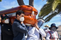 Queda de mortes por Covid-19 na Bélgica põe Peru na liderança de óbitos per capita