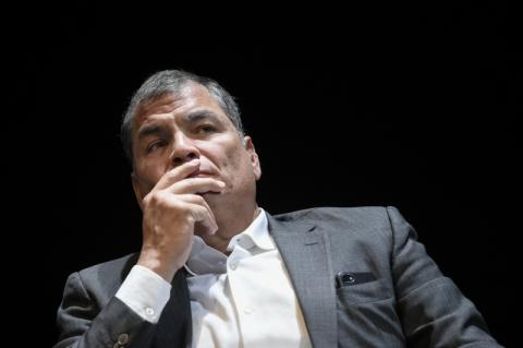 Justiça do Equador ratifica condenação e impede participação de Correa em eleição