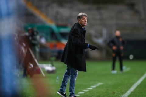 Arrancada do Grêmio no Brasileirão preocupa torcedores