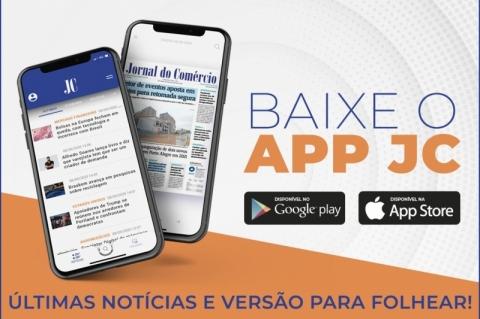 Jornal do Comércio atualiza aplicativo e facilita leitura