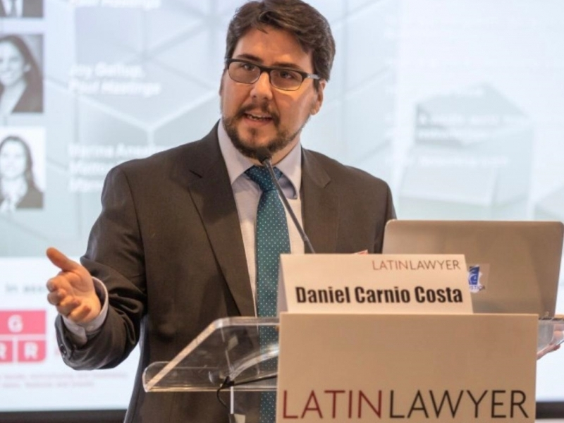 Daniel Carnio Costa fará a aula de abertura do curso da Fesdt