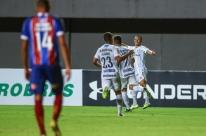Grêmio vence o Bahia por 2 a 0 e se recupera no Brasileirão