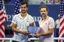 Na 1ª final em Paris, brasileiro Bruno Soares busca 2º título seguido de Grand Slam