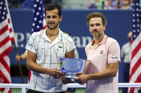 Bruno Soares é bicampeão do torneio de duplas do US Open
