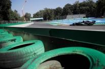 Em primeiro treino oficial da F1 em Mugello, Bottas lidera e Hamilton sofre