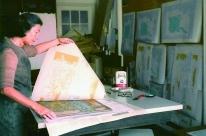 Margs homenageia centenário de Fayga Ostrower com postagens na internet