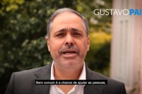 Gustavo Paim retira candidatura à prefeitura de Porto Alegre e critica Marchezan