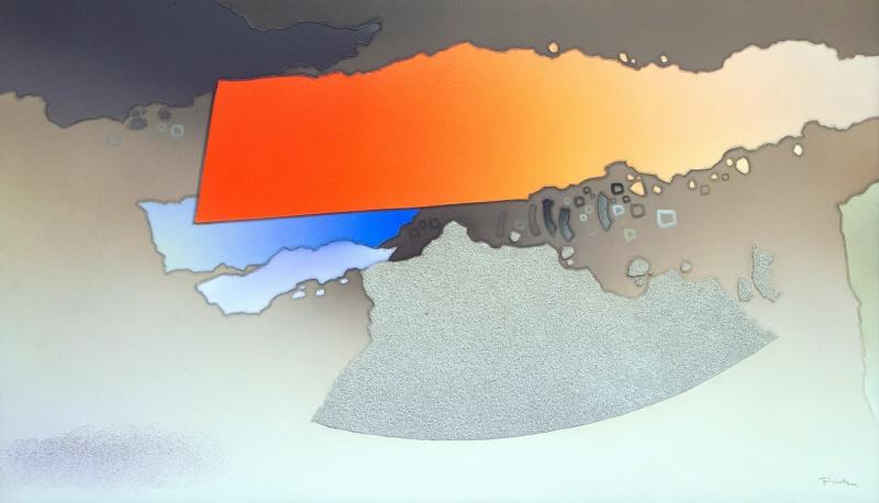 Mais importante artista abstracionista do Brasil inaugura mostra neste sábado (12)