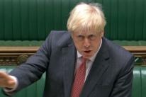 Boris diz que Reino Unido quer