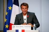 Macron pressiona Putin após teste francês confirmar envenenamento de opositor