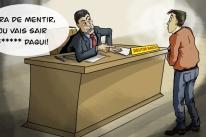 O juiz autêntico e a testemunha mentirosa