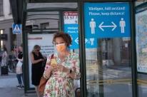 Abordagem da Suécia ao coronavírus causou mais mortes, mas agora contaminações estão em queda