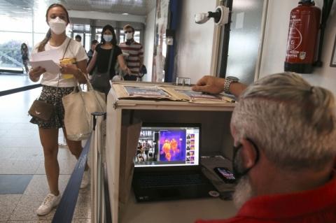 Aéreas brasileiras se unem em movimento inédito