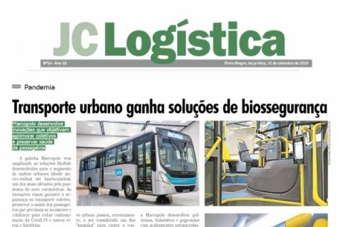 Transporte urbano ganha soluções de biossegurança