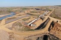 União libera cerca de R$ 26 milhões para obra em barragem de Rosário do Sul