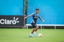 Repleto de desfalques, Grêmio reestreia contra a Católica no Chile