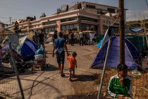Possibilidade de socorro da Alemanha a refugiados na Grécia reabre debate sobre imigração