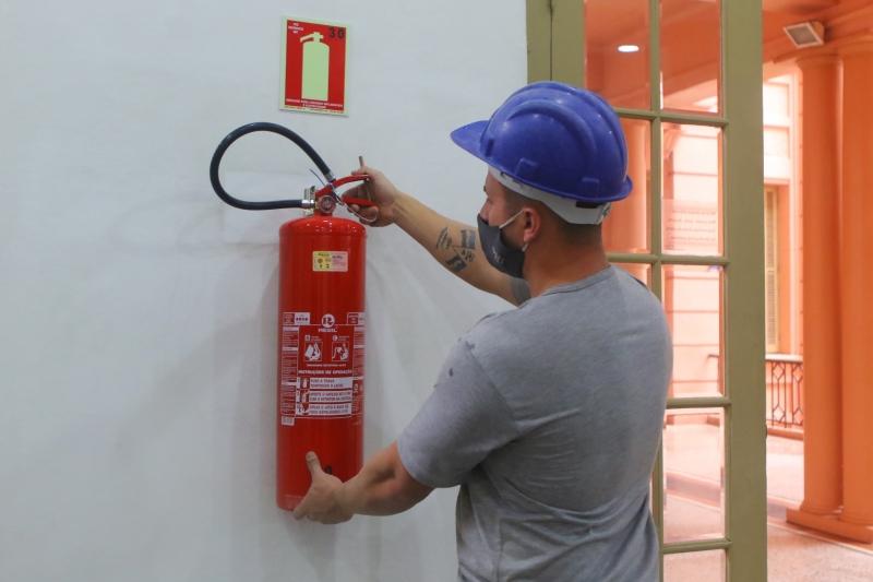 Obras, com custo de R$ 1 milhão, são fundamentais para reabertura