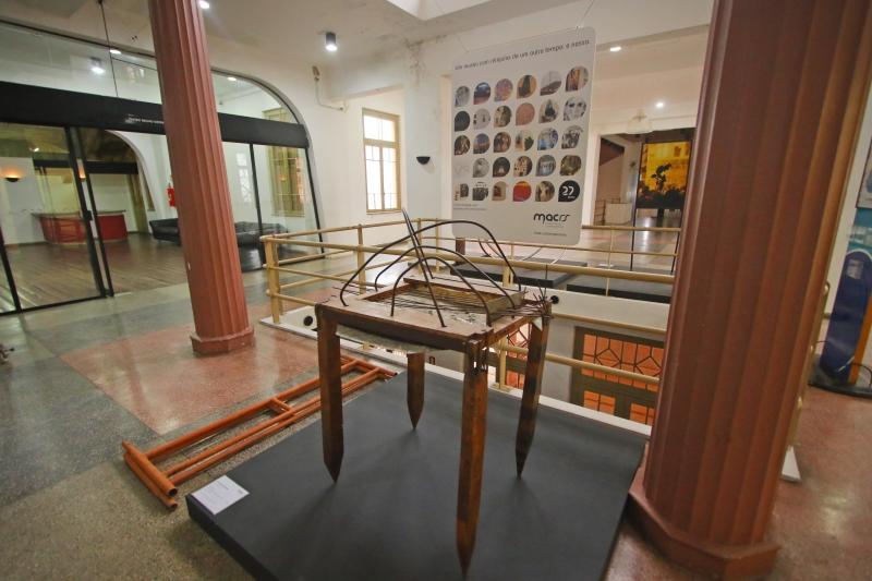 Espaços permanentes de exposição voltam a receber público, de terça a domingo, das 11h às 17h